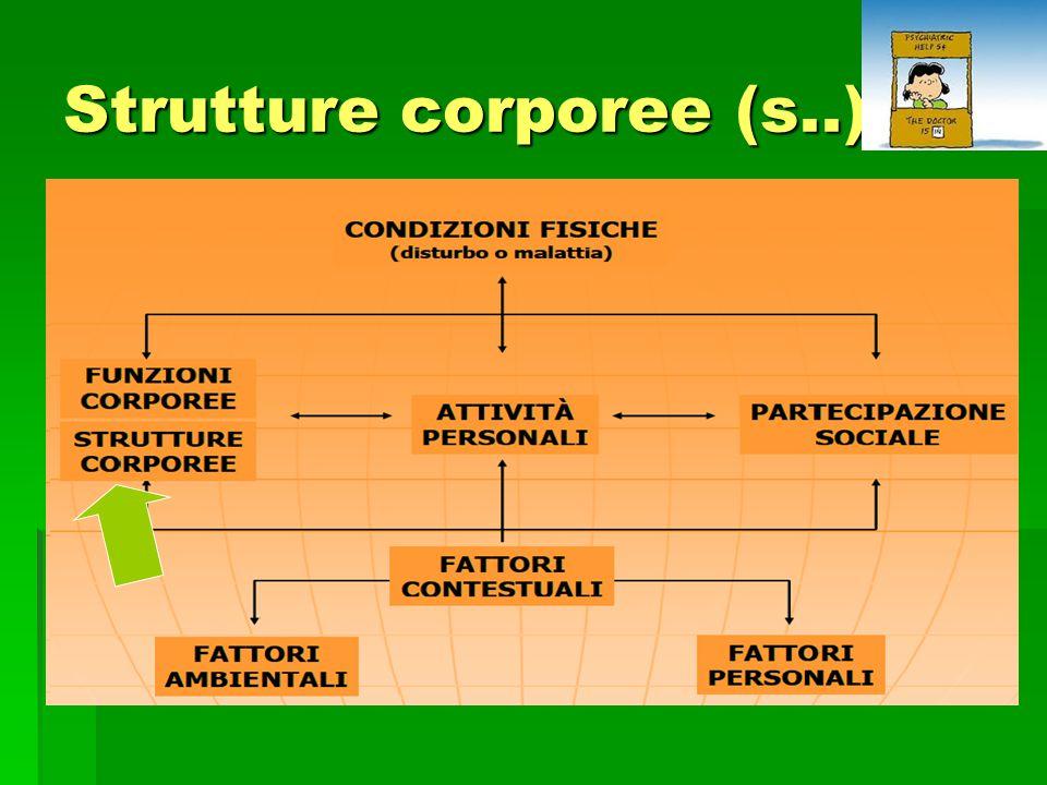 Strutture corporee (s..)