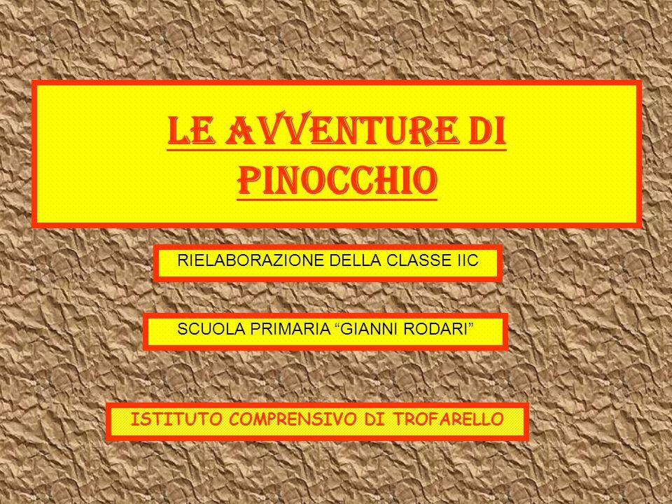Pinocchio fa starnutire tre volte Mangiafuoco che gli da' 5 monete d ' oro.