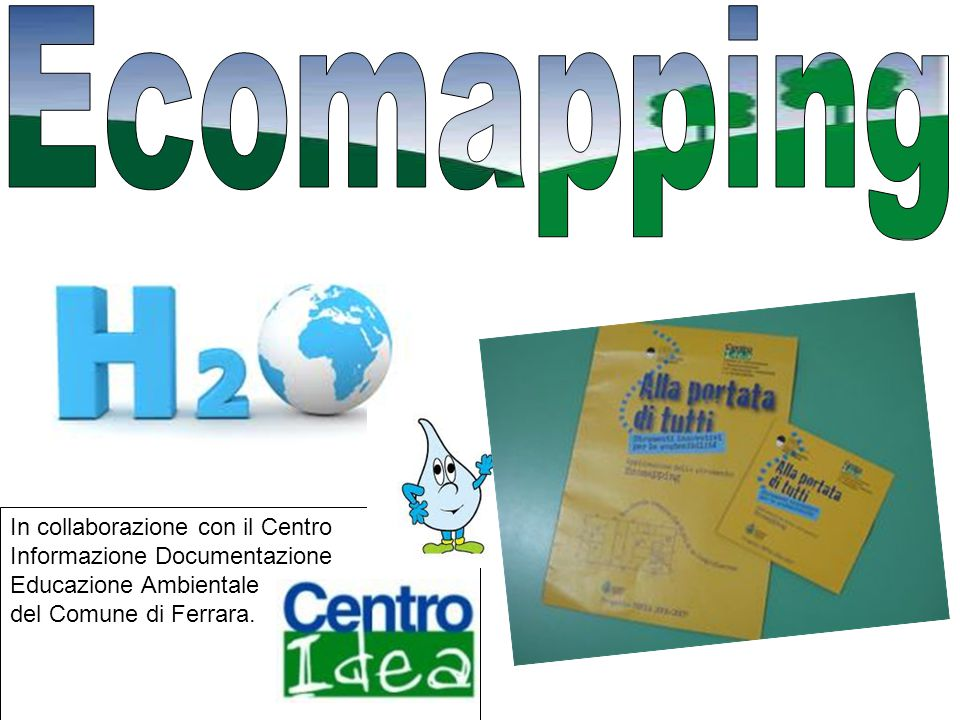 In collaborazione con il Centro Informazione Documentazione Educazione Ambientale del Comune di Ferrara.