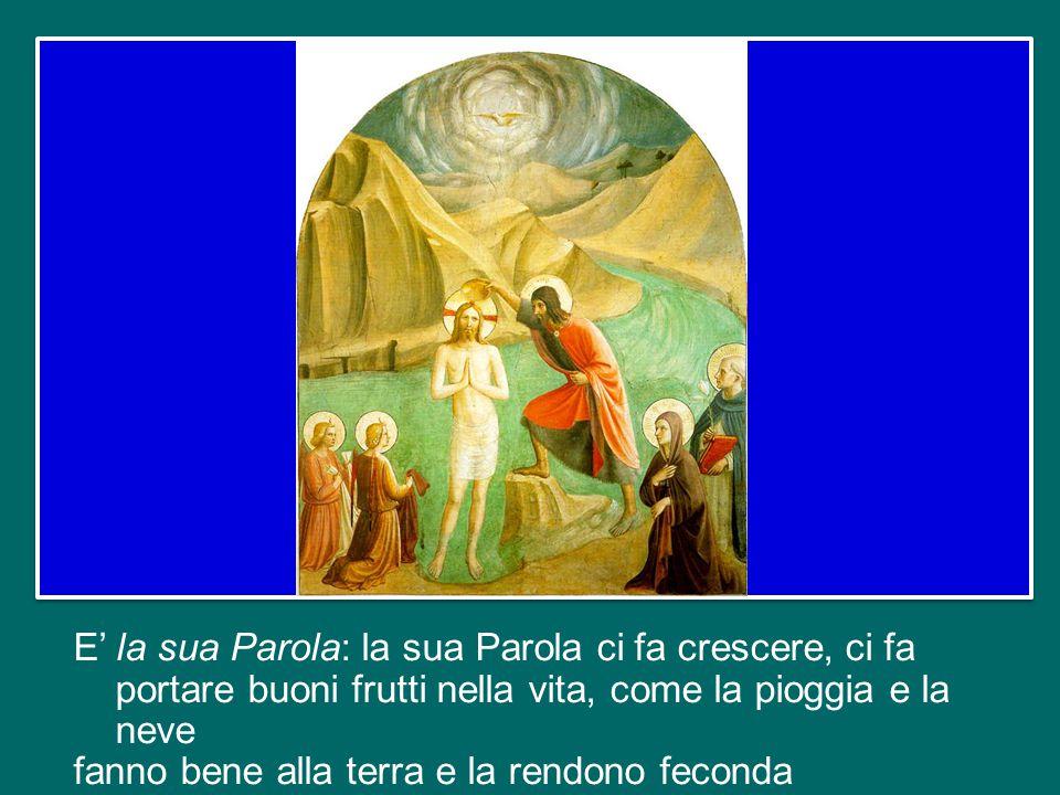 Mediante il profeta Dio dice: «Perché spendete denaro per ciò che non è pane, il vostro guadagno per ciò che non sazia?» (Is 55,2).