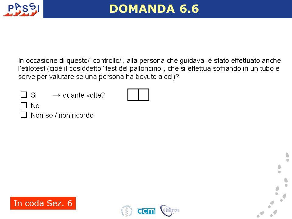 In coda Sez. 14 DOMANDA 14.9