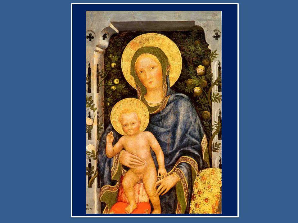 Nelle parole dell'Angelus, ci rivolgiamo ora alla nostra santissima Madre ed affidiamo a lei le intenzioni che sono nei nostri cuori.