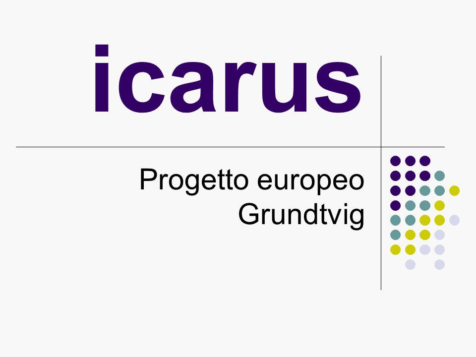 icarus Progetto europeo Grundtvig