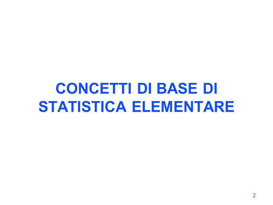 43 Inoltre la media di tali medie è ancora m e lo scarto quadratico si riduce a: E QUINDI MIGLIORA L'ACCURATEZZA !!.