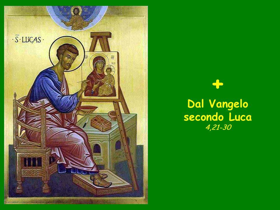 Canto al Vangelo (Lc 4,18) Il Signore mi ha mandato a portare ai poveri il lieto annuncio, a proclamare ai prigionieri la liberazione.