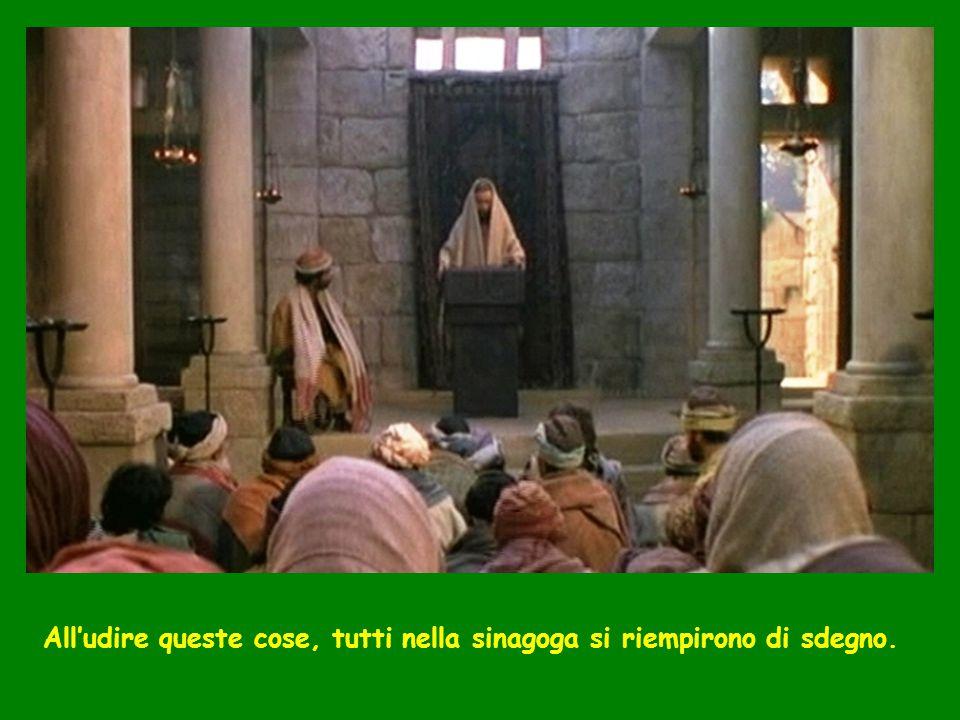 C'erano molti lebbrosi in Israele al tempo del profeta Eliseo; ma nessuno di loro fu purificato, se non Naamàn, il Siro».