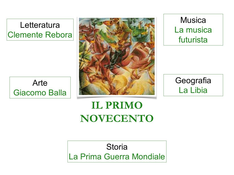 Clemente Rebora Clemente Rebora nacque a Milano nel 1885.