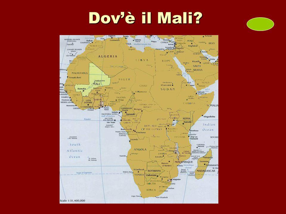 Dov'è il Mali?