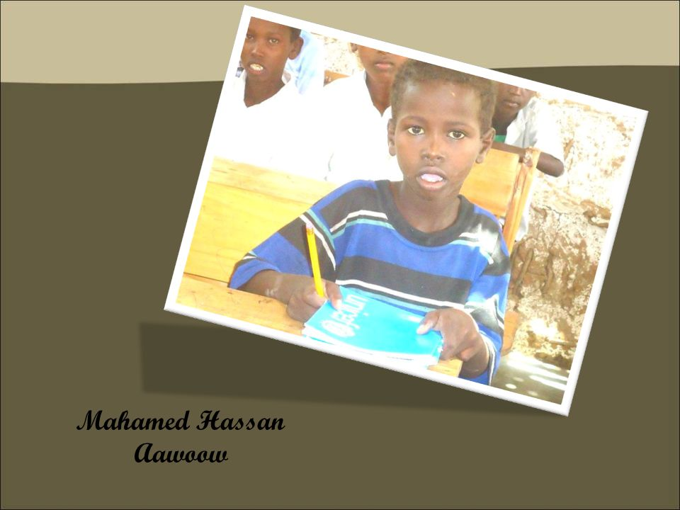 Mahamed Hassan Aawoow