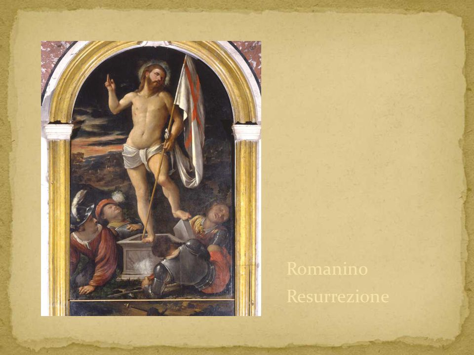 Romanino Resurrezione