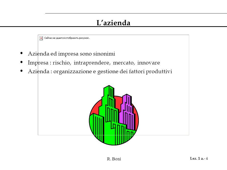 R.Boni Lez. 1 a.- 5 Proposta di modifica dell'Art.