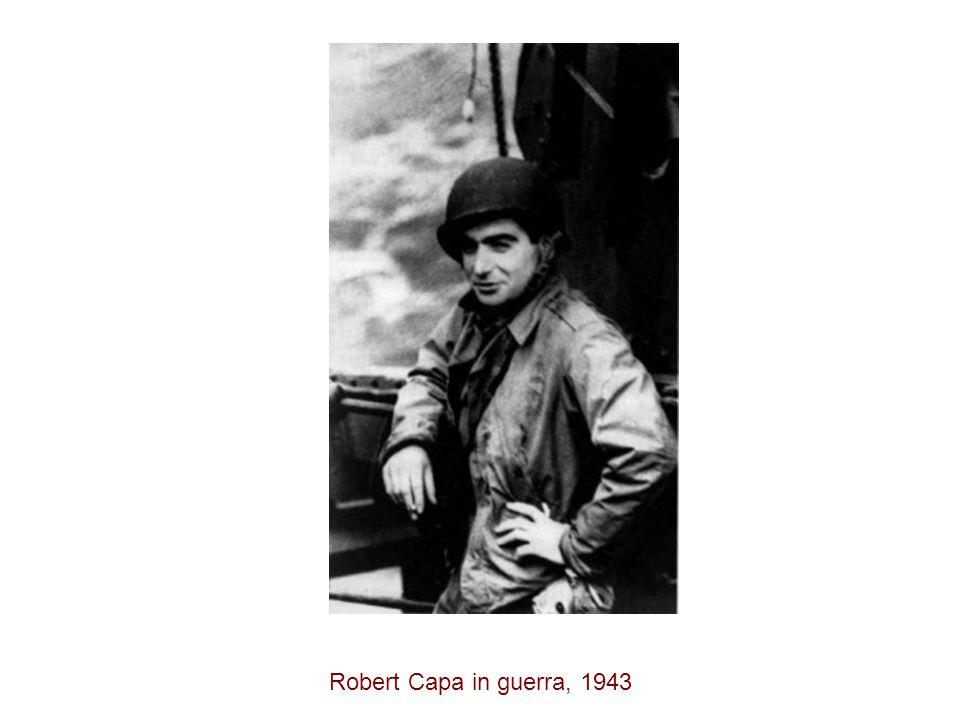Robert Capa in guerra, 1943