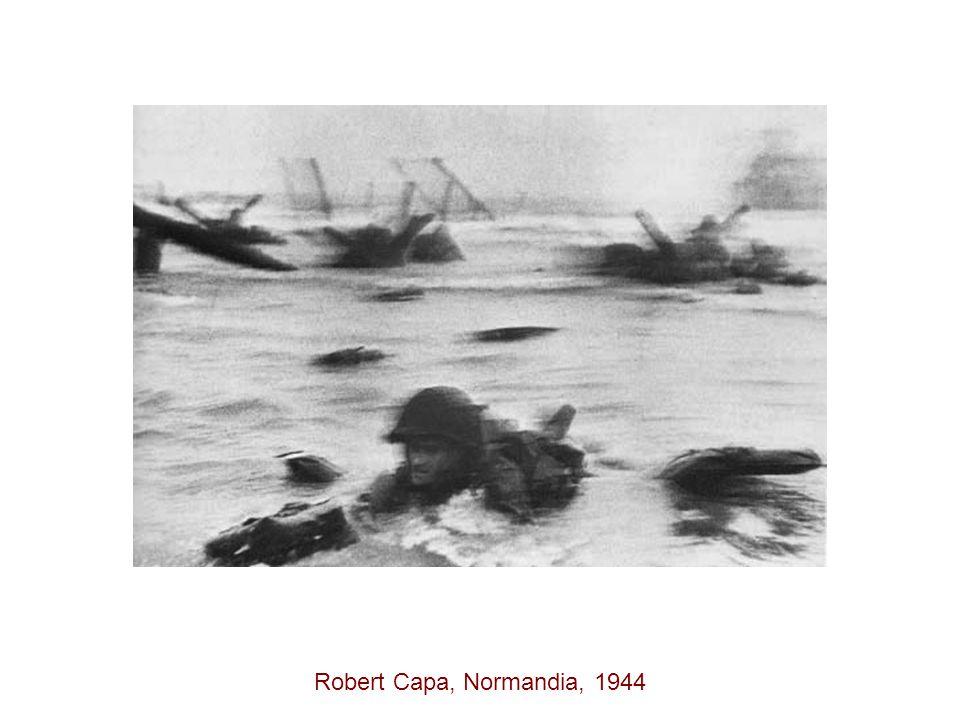 Robert Capa, Normandia, 1944