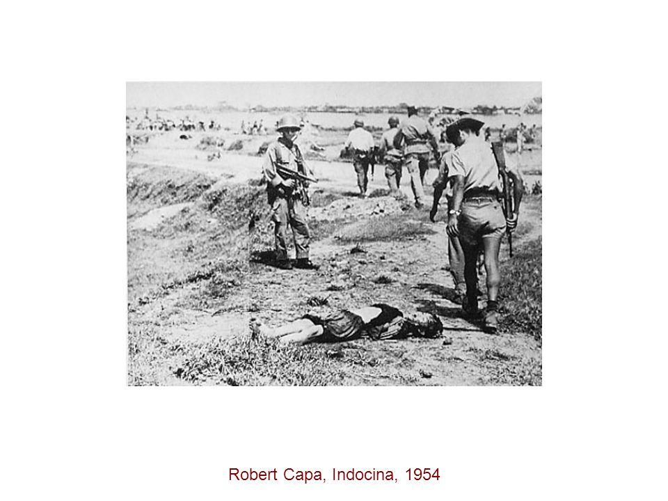 Robert Capa, Indocina, 1954