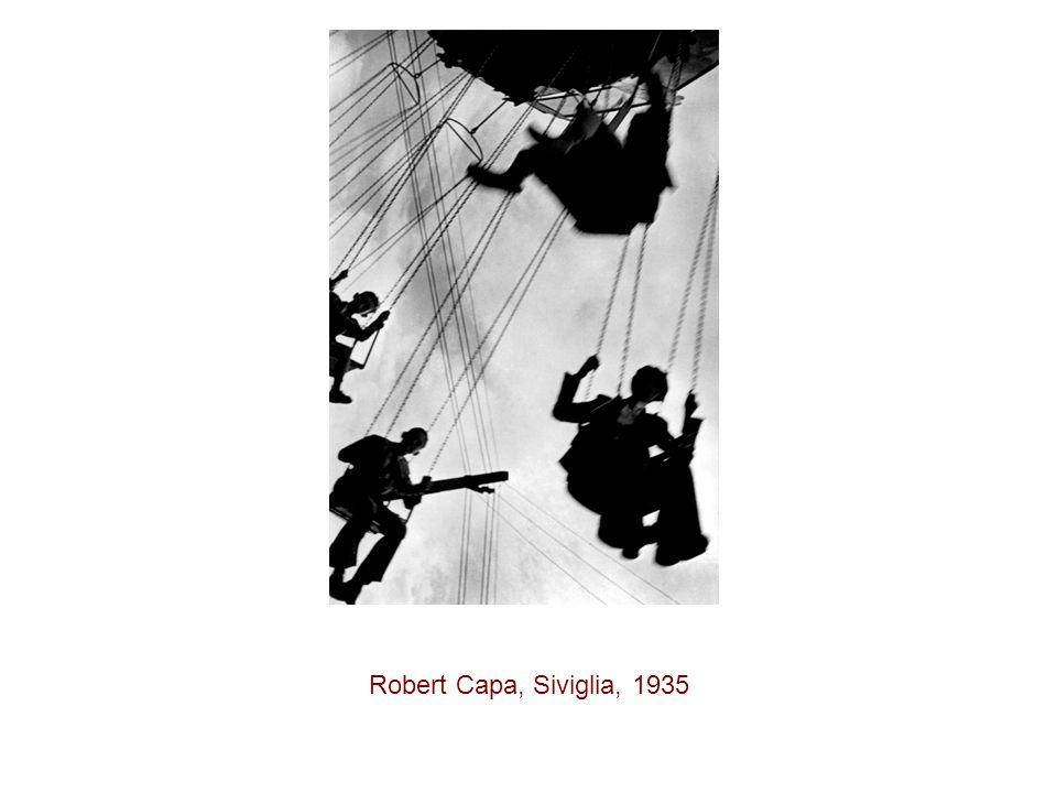 Robert Capa, Siviglia, 1935