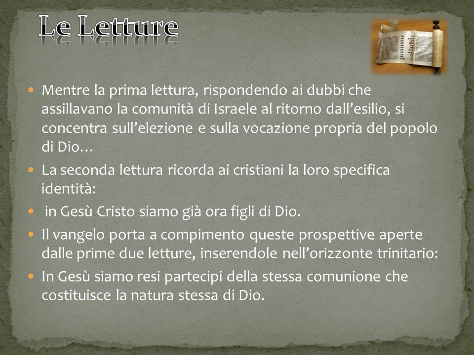 Il brano è il finale del vangelo di Matteo e ricapitola i temi nodali di tutta l'opera.