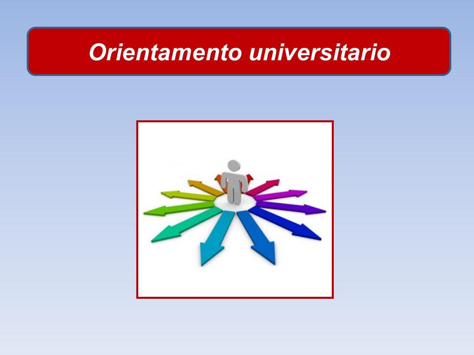 FAQ Orientamento universitario Università e professioni L'università in pillole