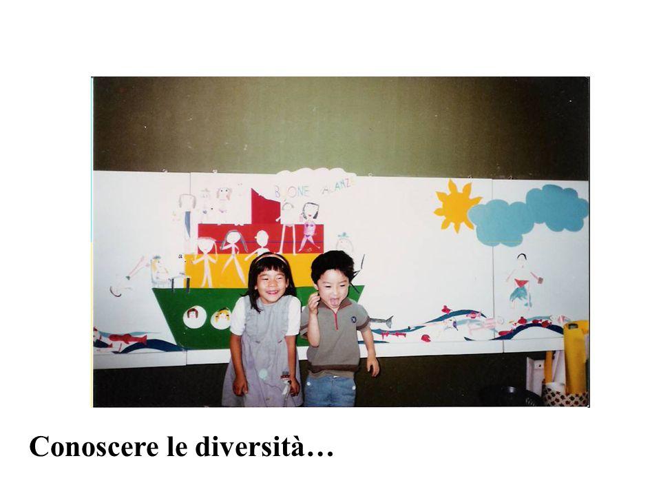 Conoscere le diversità…
