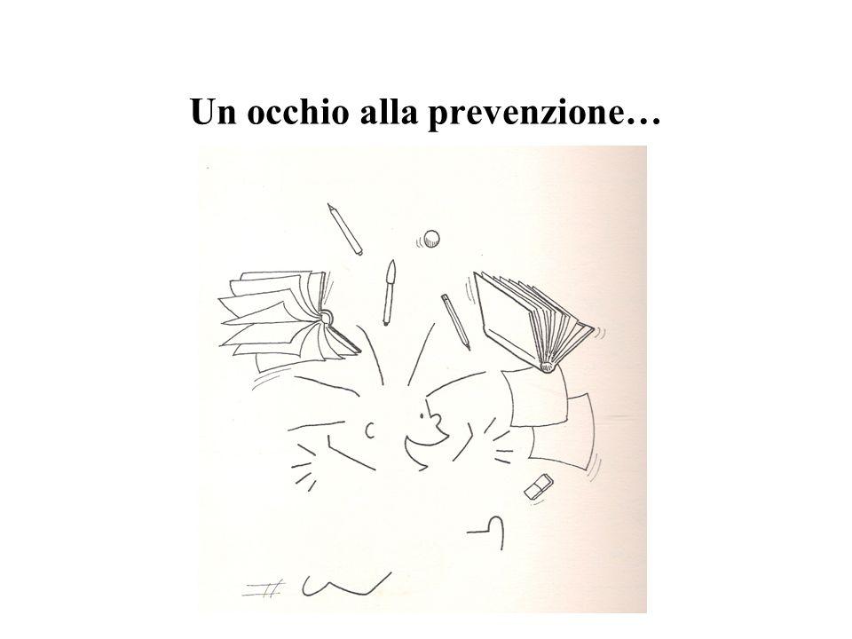 Un occhio alla prevenzione…