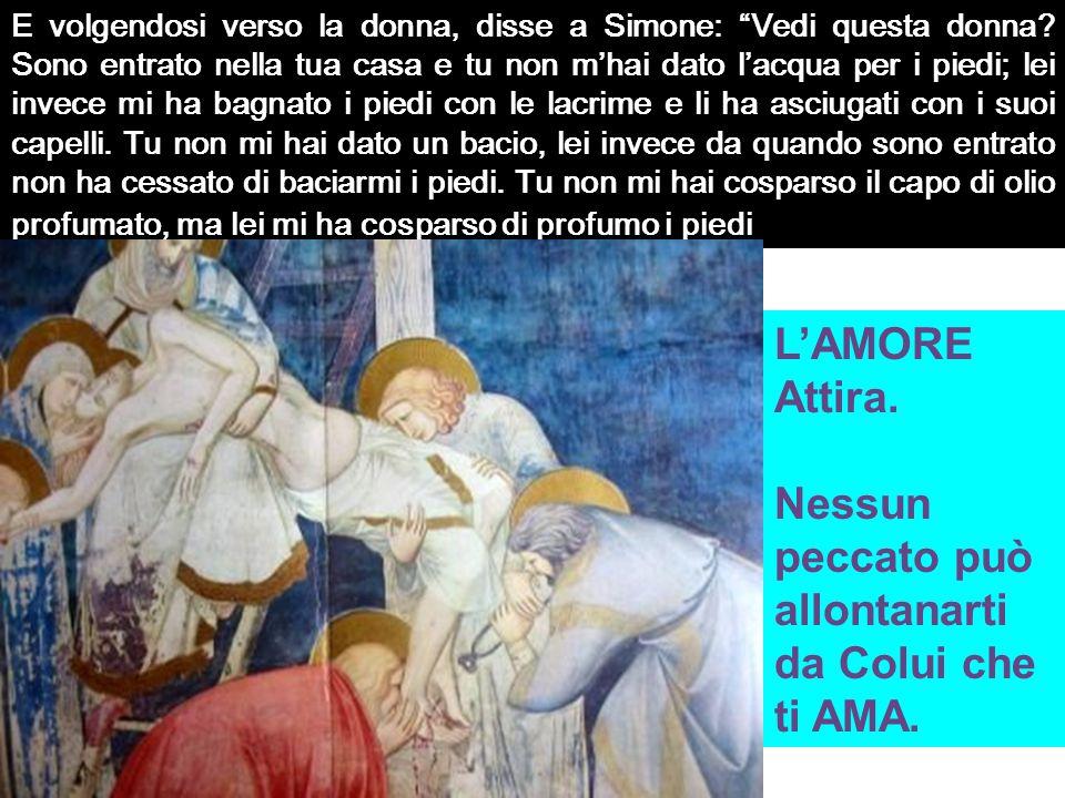 Un creditore aveva due debitori: l'uno gli doveva cinquecento denari, l'altro cinquanta.