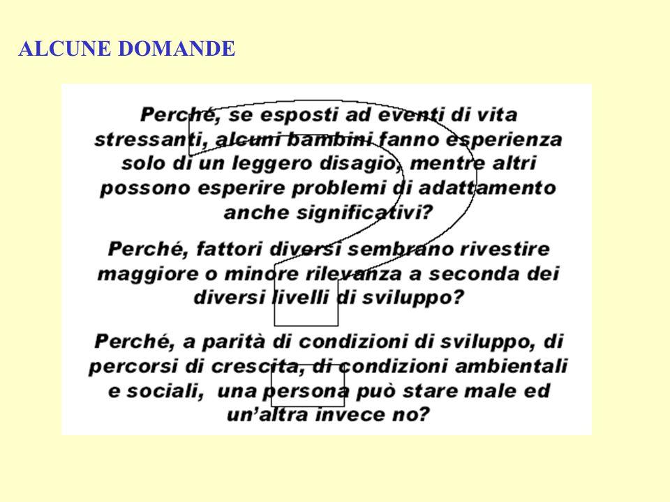 ALCUNE DOMANDE