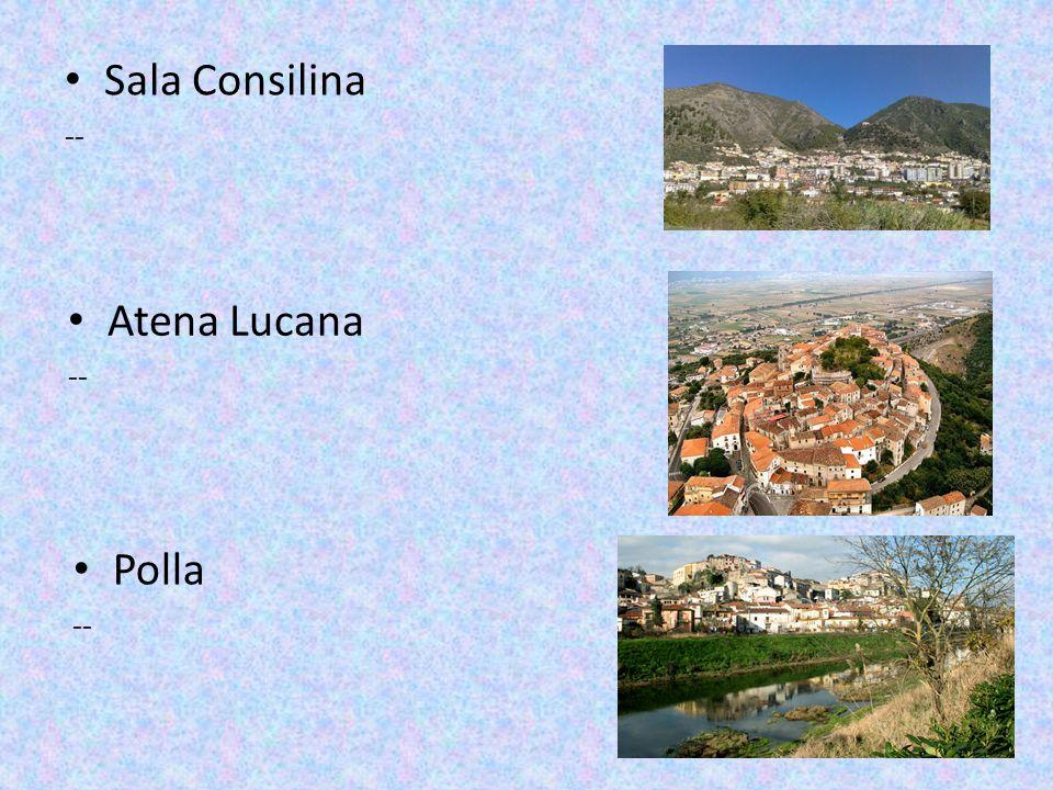 Sala Consilina -- Atena Lucana -- Polla --