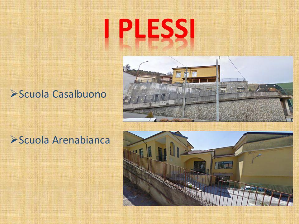  Scuola Arenabianca  Scuola Casalbuono