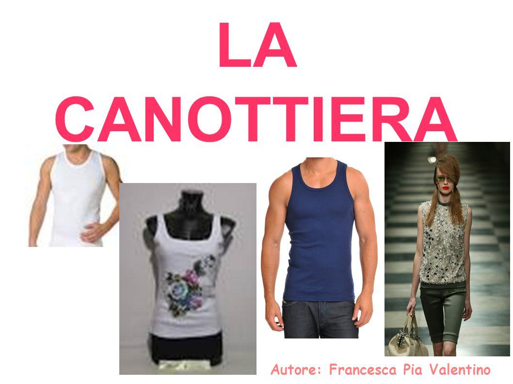 LA CANOTTIERA Autore: Francesca Pia Valentino