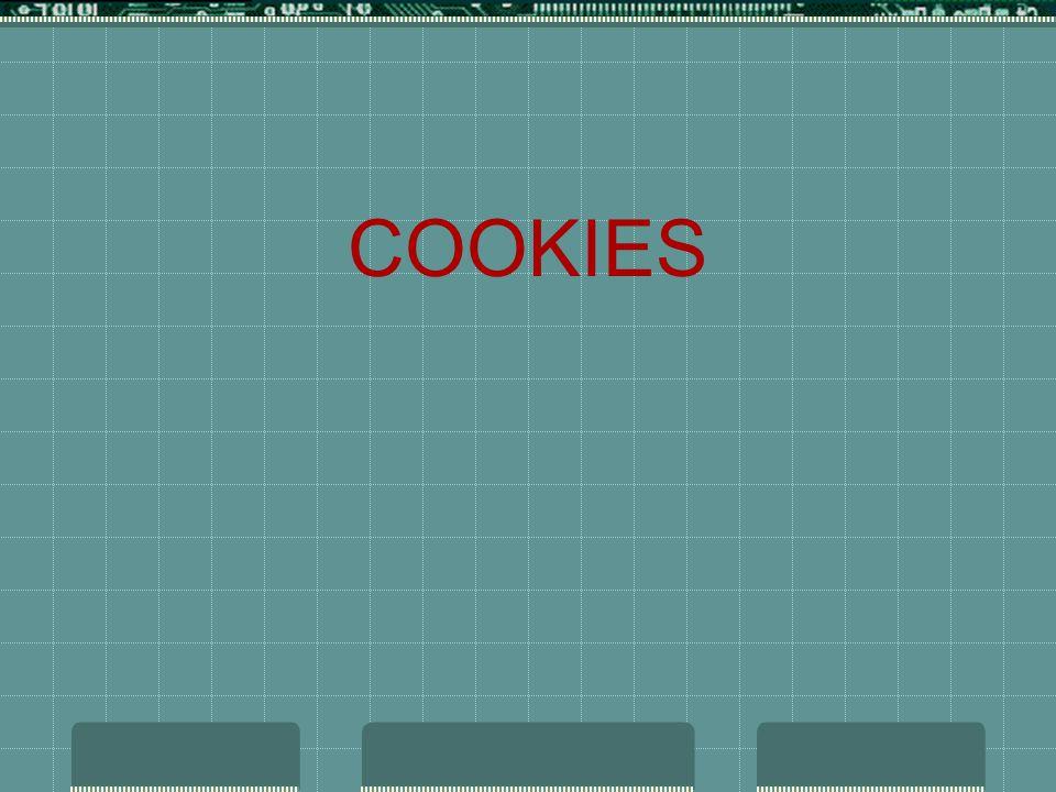 Un cookie è semplicemente una variabile che la tua pagina web può cedere al computer del visitatore, oppure una variabile che dal computer del visitatore passa alla tua pagina web.