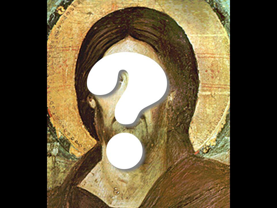 È l'uomo che svela Cristo.oppure È Cristo che si svela all'uomo.