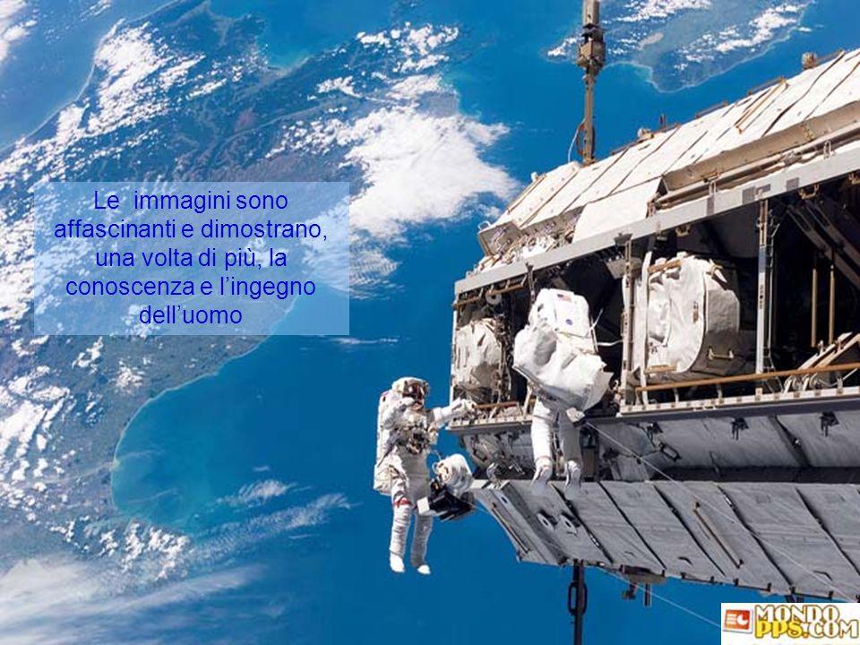 Queste sono le foto ufficiali dell'ultima missione nello spazio, diramate dalla NASA