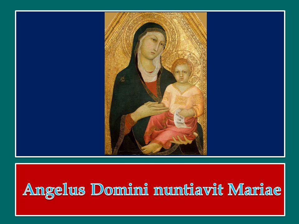 Christus factus est pro nobis obédiens Per noi Cristo si è fatto ubbidiente usque ad mortem, mortem autem crucis. fino alla morte, e alla morte di cro
