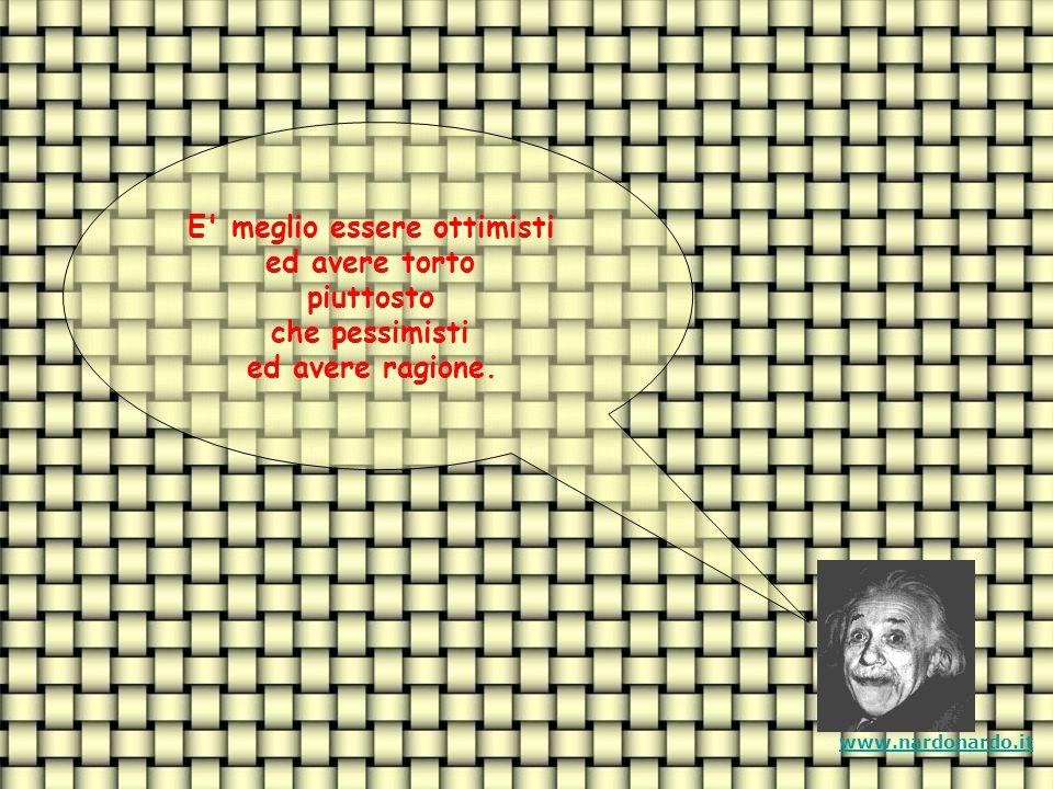 Quel genio di Albert Einstein