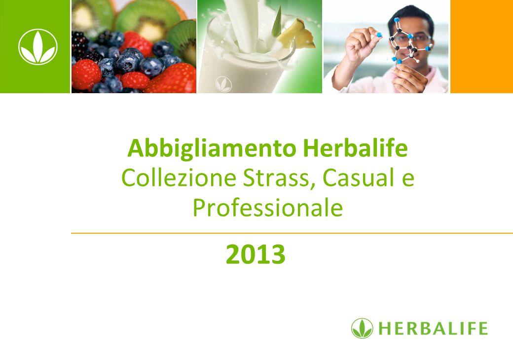 Abbigliamento Herbalife Collezione Strass, Casual e Professionale 2013