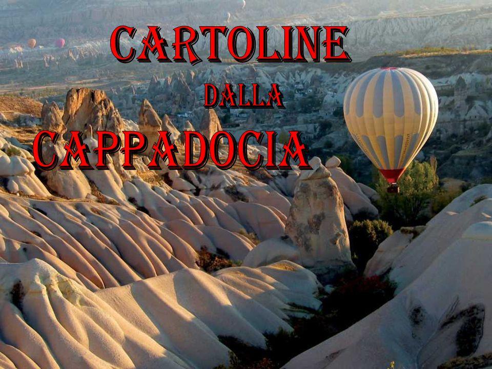 La Cappadocia è una regione storica dell Anatolia, un tempo ubicata nell area corrispondente all attuale Turchia centrale.