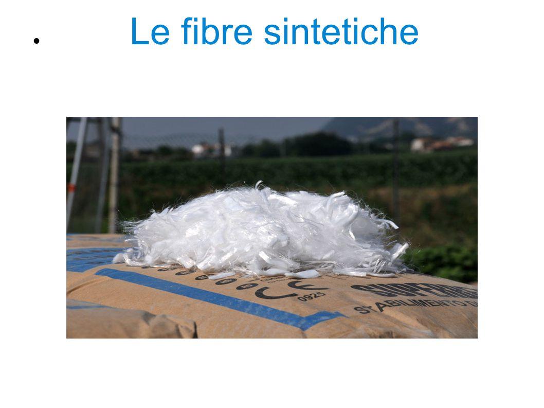 Le fibre sintetiche traggono origine da polimeri diversi ottenuti tramite sintesi chimiche e, con le loro caratteristiche innovative, rappresentano l evoluzione della specie.