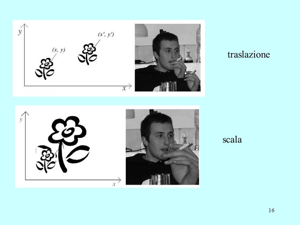 16 traslazione scala