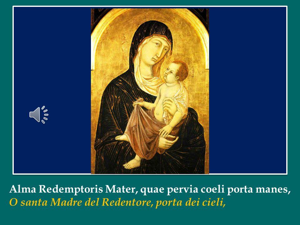 Ci uniamo spiritualmente a questo atto di fiducia nella nostra Madre, e riceviamo dalle sue mani la corona del Rosario: il Rosario è una scuola di pre