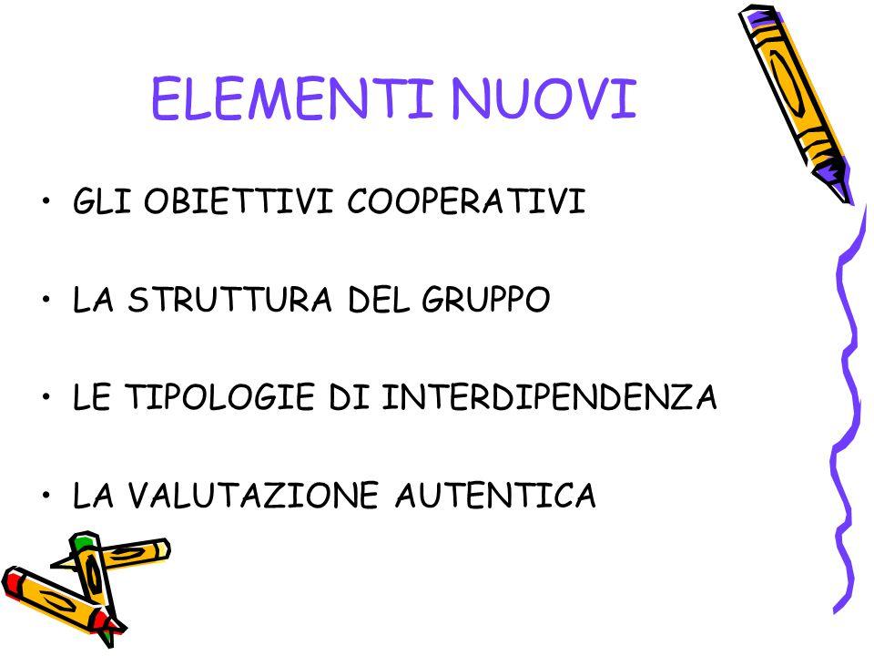 Perché il cooperative learning?
