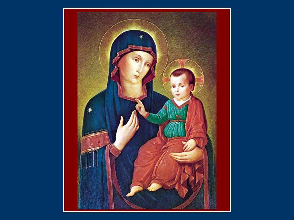 Alla Madonna Santissima affido con gratitudine quanti hanno lavorato per questa mia Visita, e per l'Ostensione della Sindone.