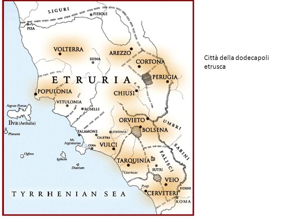 Viabilità antica. Fonte: Soprintendenza per i Beni Archeologici dell Umbria.
