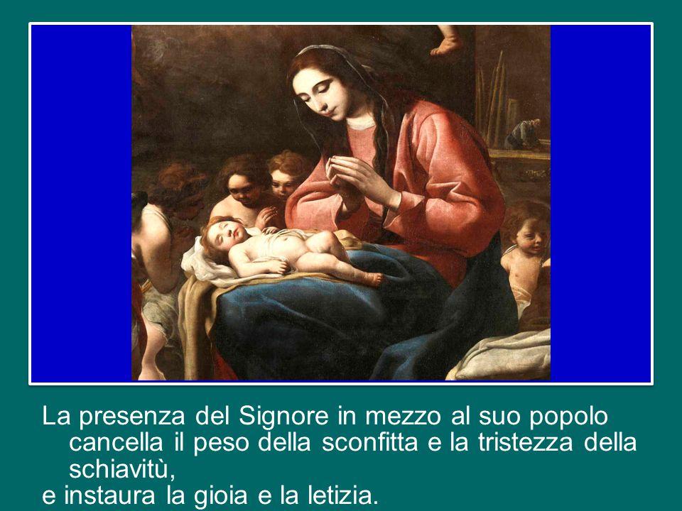 «Un angelo del Signore si presentò [ai pastori] e la gloria del Signore li avvolse di luce» (Lc 2,9). Così la liturgia di questa santa notte di Natale