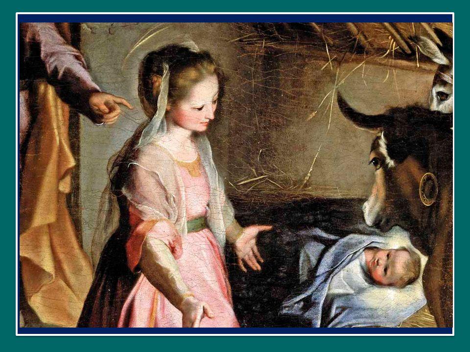 Aprendo il nostro cuore, abbiamo anche noi la possibilità di contemplare il miracolo di quel bambino-sole che rischiara l'orizzonte sorgendo dall'alto.
