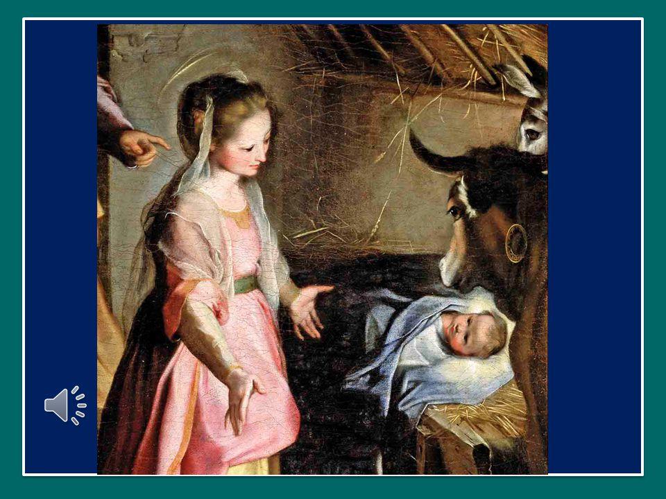 Guardiamo il presepe e preghiamo, chiedendo alla Vergine Madre: O Maria, mostraci Gesù! .