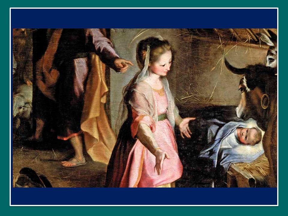 Questa è la domanda che il Bambino ci pone con la sua sola presenza: permetto a Dio di volermi bene?