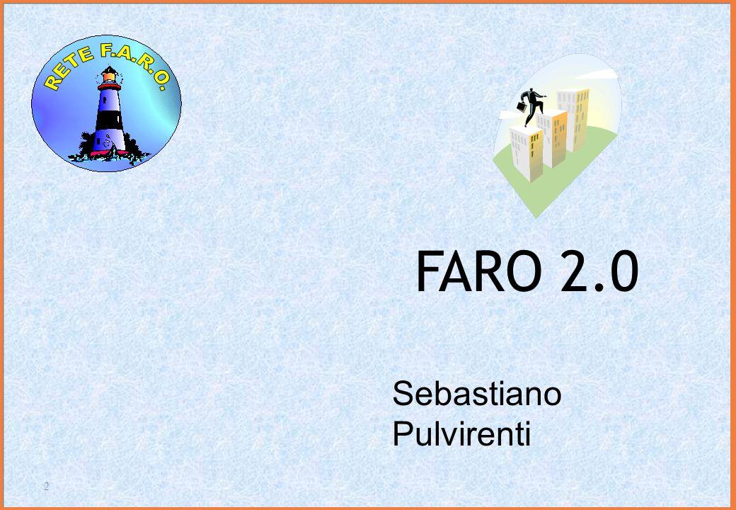 2 FARO 2.0 Sebastiano Pulvirenti