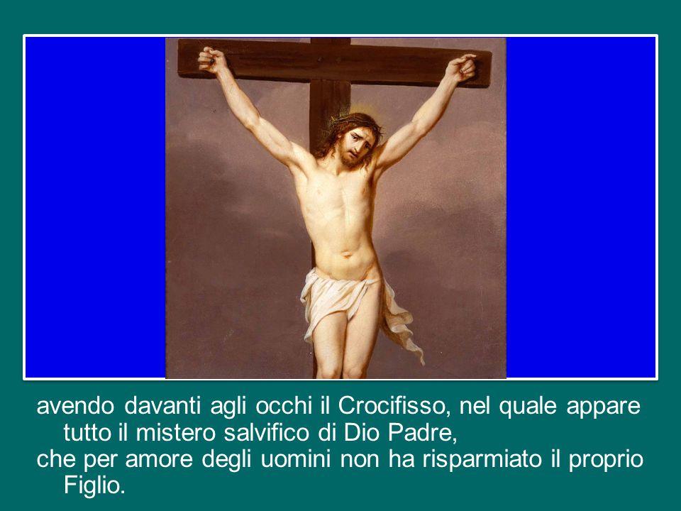 Curare un ammalato, accoglierlo, servirlo, è servire Cristo: il malato è la carne di Cristo.