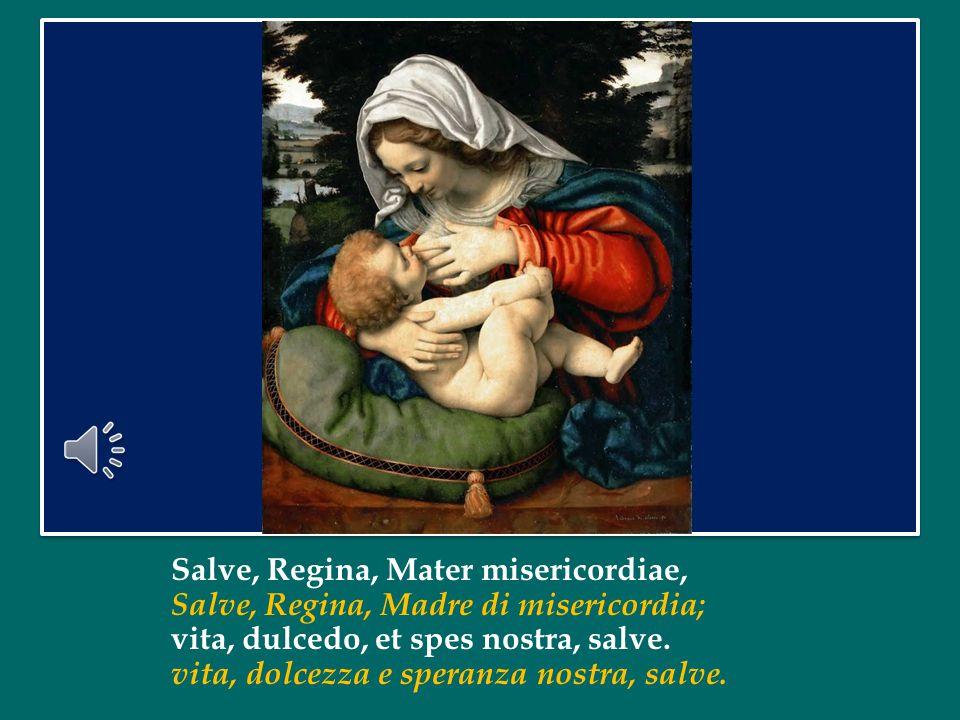 Preghiamo Maria, Salute dei malati, affinché ogni persona nella malattia possa sperimentare, grazie alla sollecitudine di chi le sta accanto, la potenza dell'amore di Dio e il conforto della sua tenerezza materna.