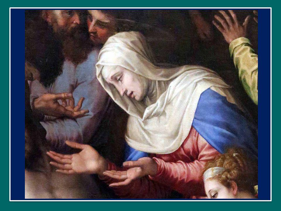 Ad te clamamus, exsules filii Evae, A Te ricorriamo, noi esuli figli di Eva; ad te suspiramus, gementes et flentes a Te sospiriamo, gementi e piangenti