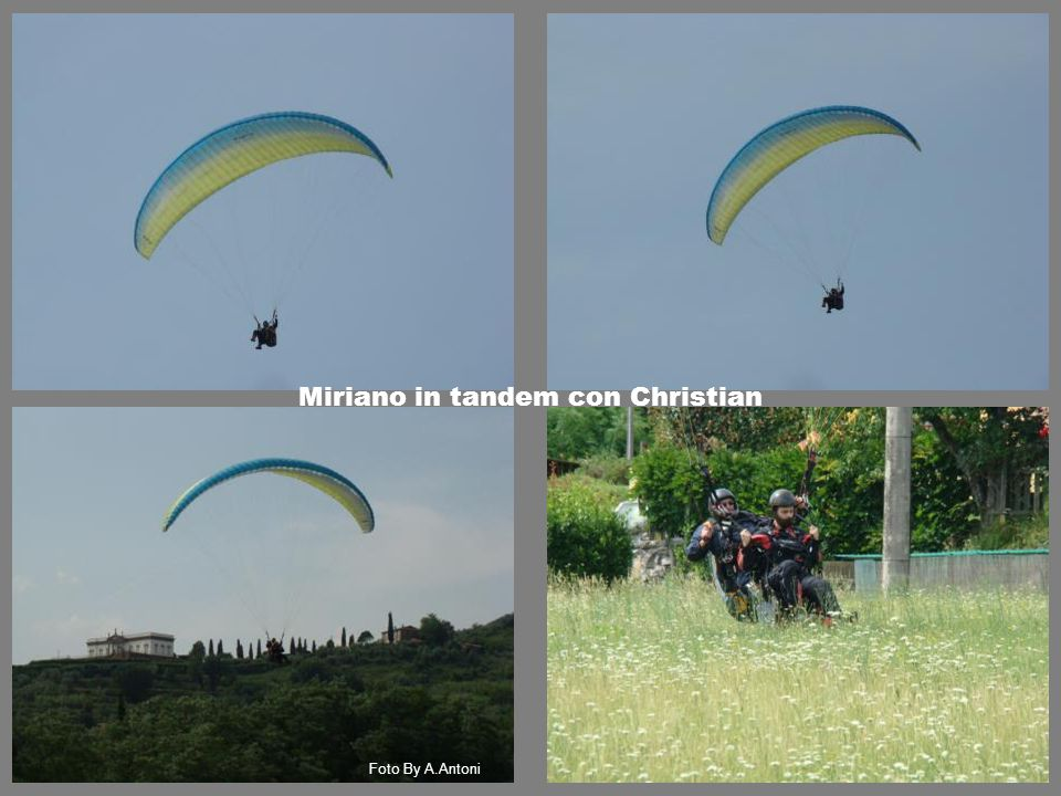 Miriano in tandem con Christian Foto By A.Antoni